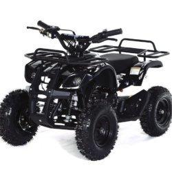 Квадроцикл детский бензиновый MOTAX ATV Х-16 Мини-Гризли с электростартером и пультом 4-9 лет (пульт, задний привод, до 45 км/ч)